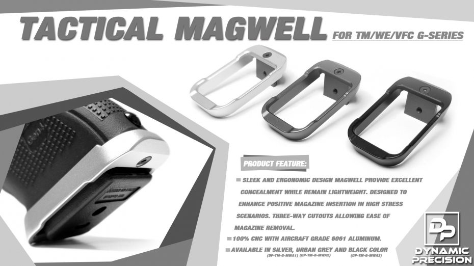 gallery/tactical magwell